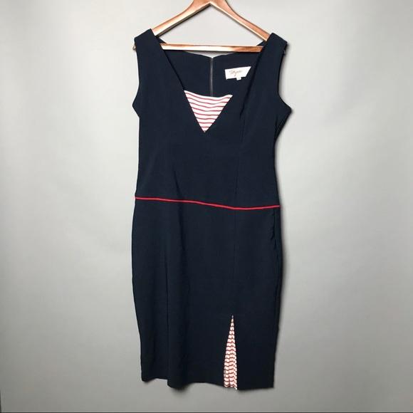 Tatyana Dresses & Skirts - Tatyana #478 Pin Up Nautical Sailor Sheath Dress